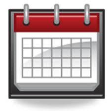 unmarked calendar